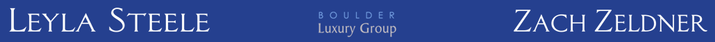 Boulder Luxury Group Real Estate